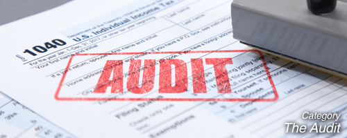The Audit Category Image
