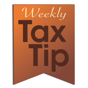 Tax Tips Icon